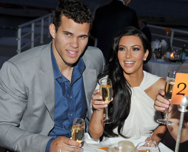Kris Humphries and Kim Kardashian The Amber Lounge Fashion at Le Meridien Hotel in Monaco Monte Carlo, Monaco - 27.05.11 Credit: WENN.com
