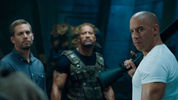 Vin Diesel, Paul Walker and Dwayne Johnson return for a sixth 'Fast & Furious' blockbuster.