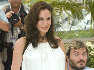 Angelina Jolie, Jack Black, Kung Fu Panda, Cannes Film Festival