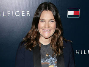 Party to celebrate the opening of the new Tommy Hilfiger West Coast Flagship store on Robertson Boulevard Featuring: Drew Barrymore Where: West Hollywood, California, United States When: 13 Feb 2013
