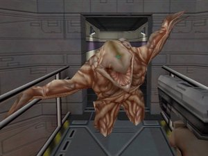 'System Shock' screen