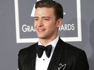 55th Annual GRAMMY Awards held at Staples Center - Arrivals Featuring: Justin Timberlake Where: Los Angeles, California, United States When: 10 Feb 2013 Credit: Adriana M. Barraza/WENN.com
