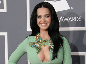 55th Annual GRAMMY Awards - Arrivals held at Staples Center Featuring: Katy Perry Where: Los Angeles, California, United States When: 10 Feb 2013
