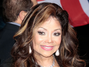 Topshop Topman LA Opening Party held at Cecconi's Featuring: La Toya Jackson Where: West Hollywood, California, United States