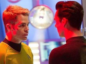 'Star Trek: Into Darkness' still