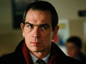 Still of Tommy Lee Jones in 'The Fugitive'