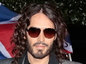 Topshop Topman LA Opening Party held at Cecconi's Featuring: Russell Brand Where: West Hollywood, California, United States