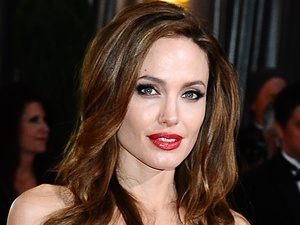 Angelina Jolie arriving for the 84th Academy Awards at the Kodak Theatre