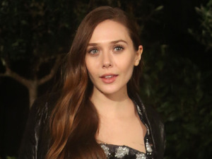 Elizabeth Olsen at The EE British Academy Film Awards Afterparty held at the Grosvenor House
