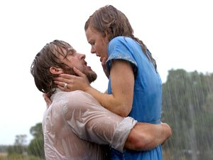 Ryan Gosling and Rachel McAdams in The Notebook (2004)