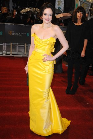 Andrea Riseborough, BAFTAs 2013
