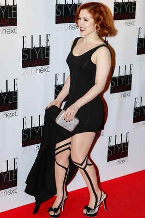 Elle Style Awards held at the Savoy - Arrivals Featuring: Katy B Where: London, United Kingdom When: 11 Feb 2013
