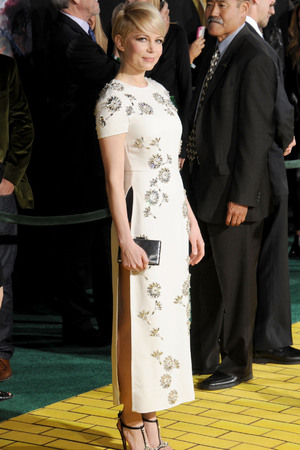 Michelle Williams, Oz The Great and Powerful, premiere, LA