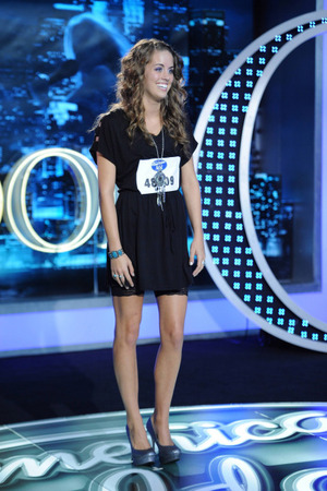 'American Idol' Top 40: Angela Miller