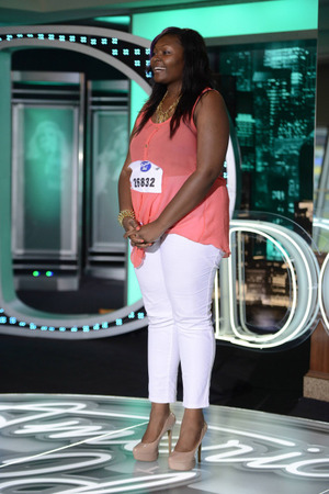 'American Idol' Top 40: Candice Glover