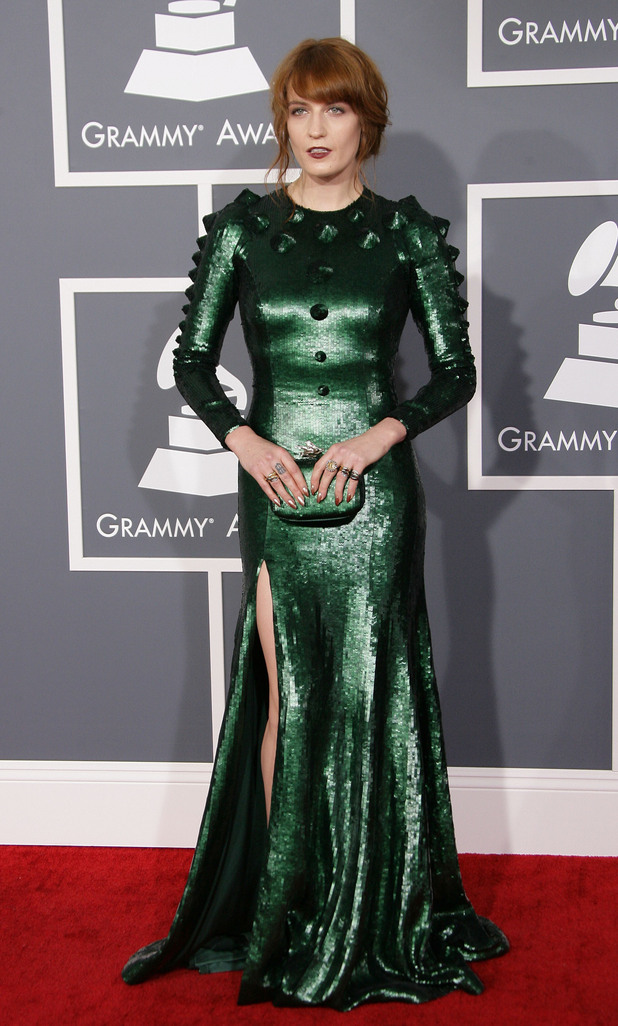 Florence Welch, 55th Annual GRAMMY Awards