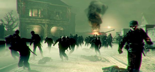'Nazi Zombie Army' screenshot