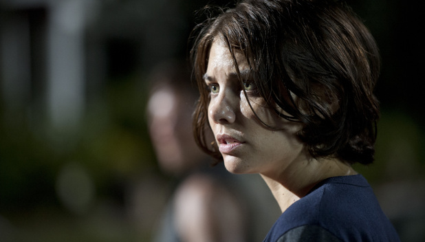 The Walking Dead S03E09: &#39;The Suicide King&#39;