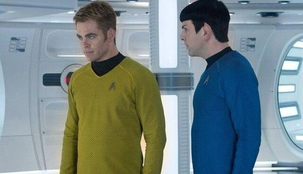 'Star Trek: Into Darkness' still