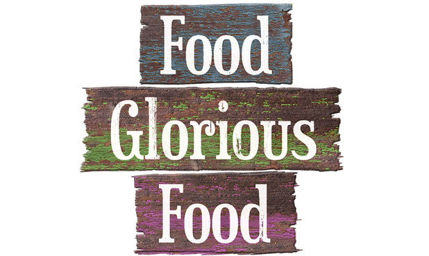 Food Glorious Food logo