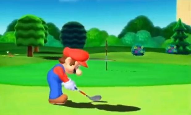 'Mario Golf: World Tour' 3DS screenshot