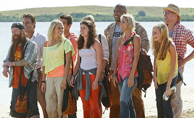 Survivor: Caramoan Season 26 premiere: The Gota Tribe