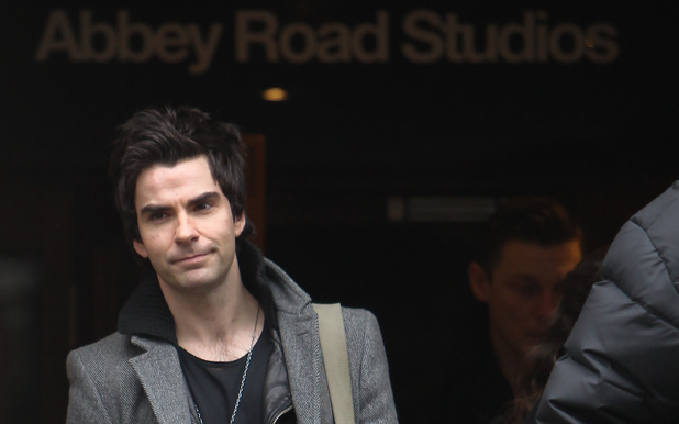 Kelly Jones and Richard Jones of the Stereophonics leave Abbey Road Studios