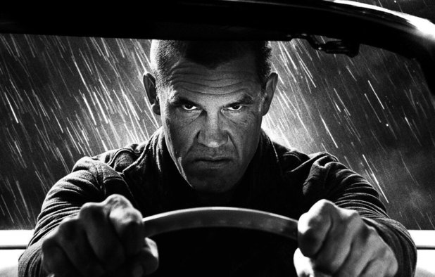 Josh Brolin in Sin City 2: A Dame to Kill For