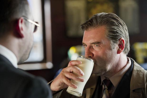 Brendan Coyle as DI Tommy Cockburn in 'Sunshine Simon', a Common Ground comedy short