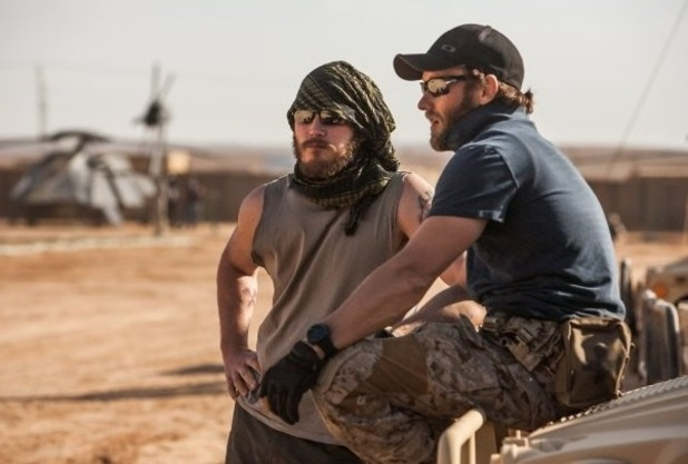 Chris Pratt, Joel Edgerton, Zero Dark Thirty