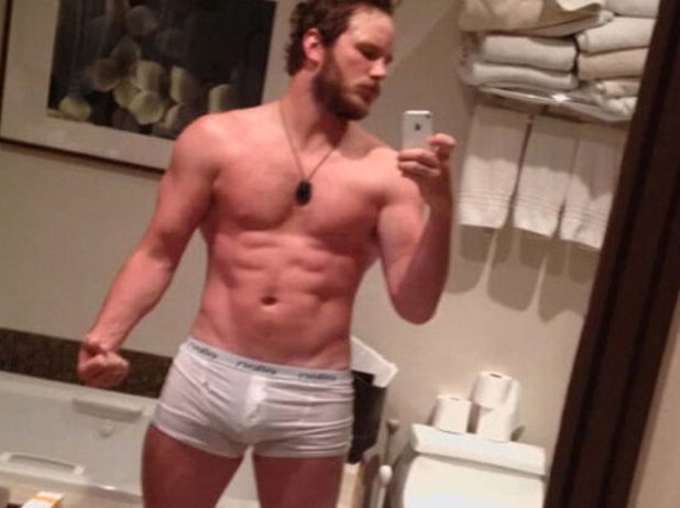 Chris Pratt,