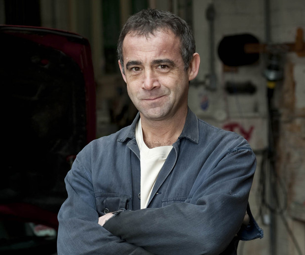 Michael Le Vell as Kevin Webster in Corrie