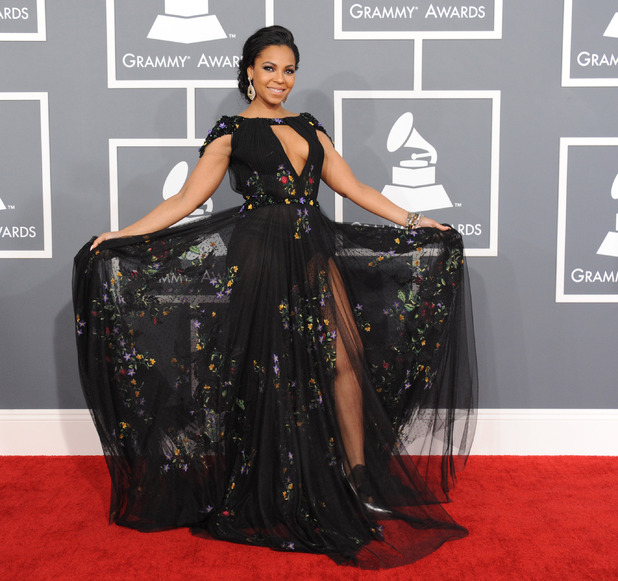 Ashanti, Grammy Awards 2013