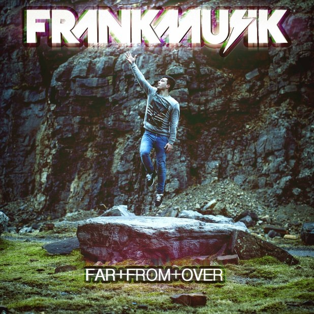 Frankmusik 'Far From Over' artwork