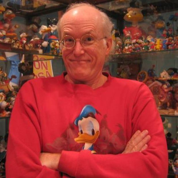 The Life and Times of Scrooge McDuck creator Don Rosa