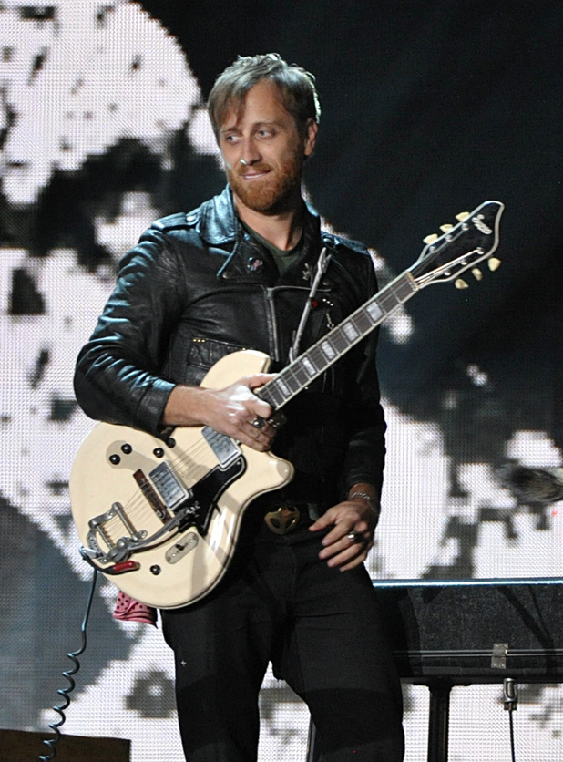 Grammy Awards 2013: Dan Auerbach, The Black Keys