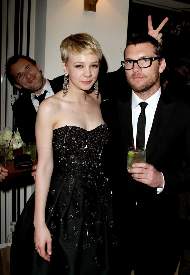 Carey Mulligan, Sam Worthington, Josh Lucas, Vanity Fair 2010