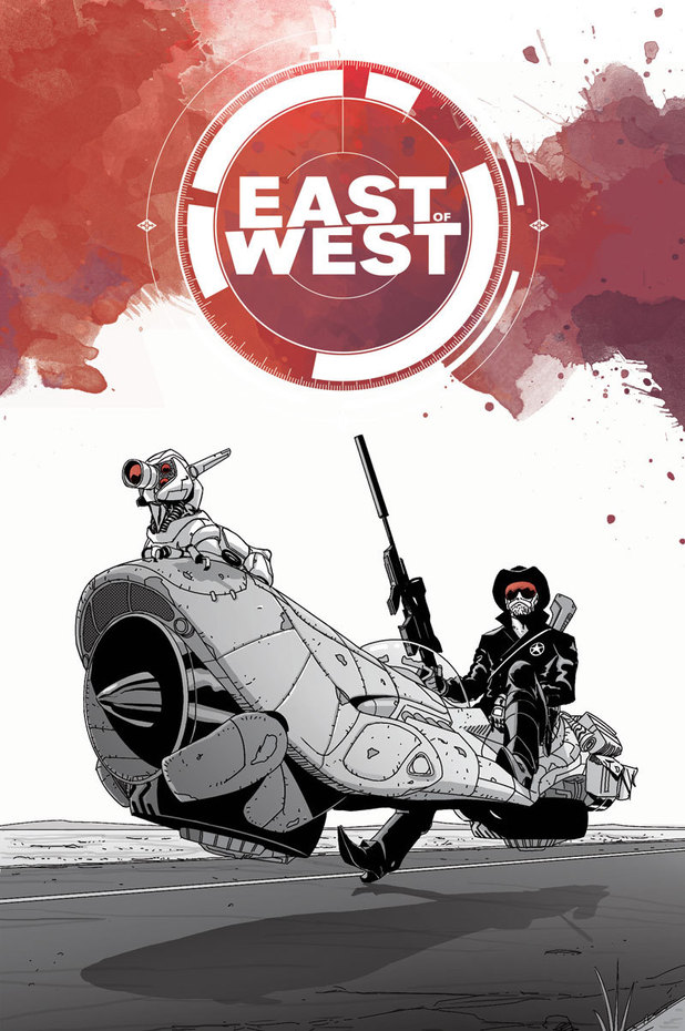 Jonathan Hickman's 'East of West'