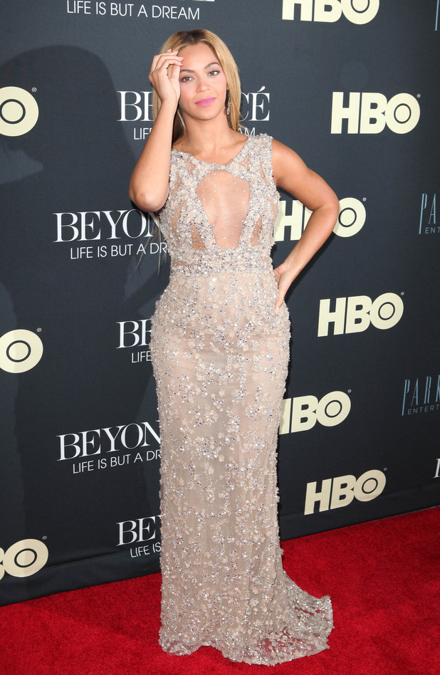 Beyonce's HBO documentary premiere