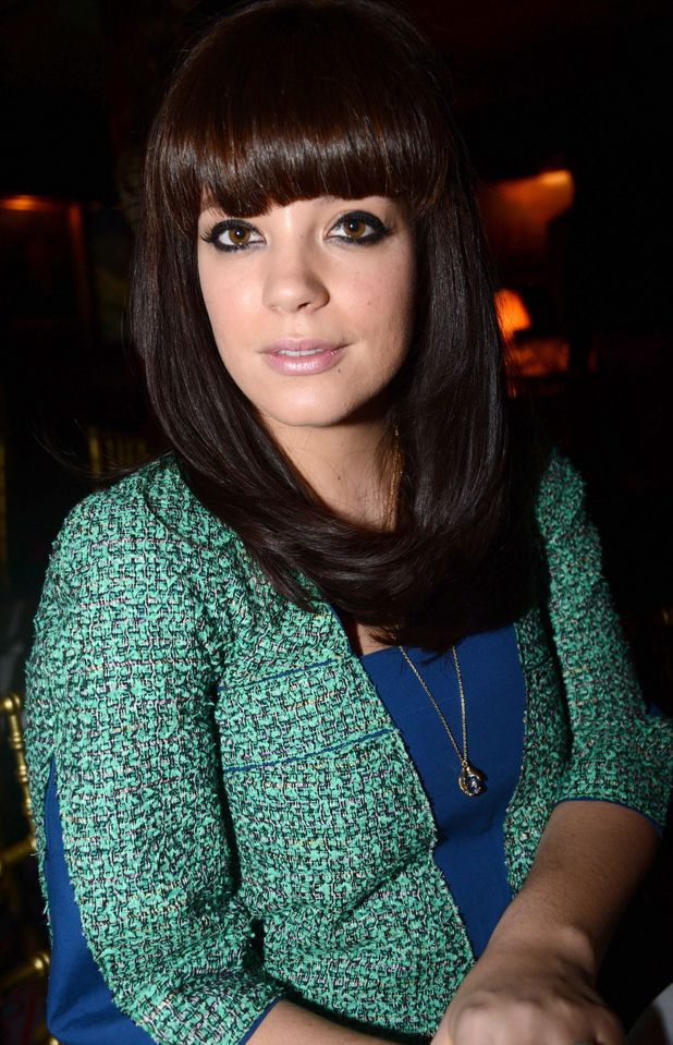 Lily Allen, Charles Finch and Chanel Pre-BAFTA Dinner, Annabel's