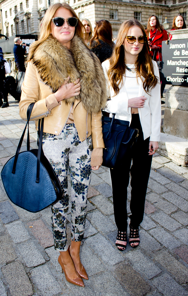 Millie Mackintosh,Rosie Fortescue