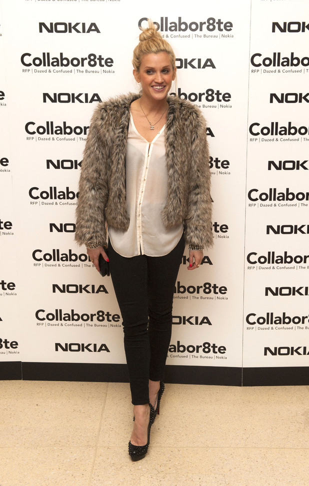 Ashley Roberts, Collabor8te Connected by NOKIA Premiere at Regent Street Cinema