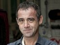 "Stuart Blackburn says he is ""delighted"" about Kevin Webster's return to the soap."