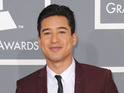 Mario Lopez can be seen yelling in excitement when his son is born in the tape.
