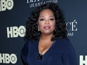 Oprah Winfrey is being honored for being an entertainment industry pioneer.