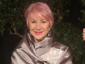 "Helen Mirren admits she thought it would be ""fun"" to dye her hair pink."