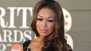Rebecca Ferguson teases a cooler 'edgier' second album at the 2013 BRIT Awards.