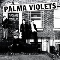 Palma Violets: '180' album artwork