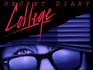 College 'Secret Diary' album artwork