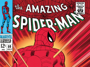 'The Amazing Spiderman #50', curated by Stan Lee, available at Castle Galleries